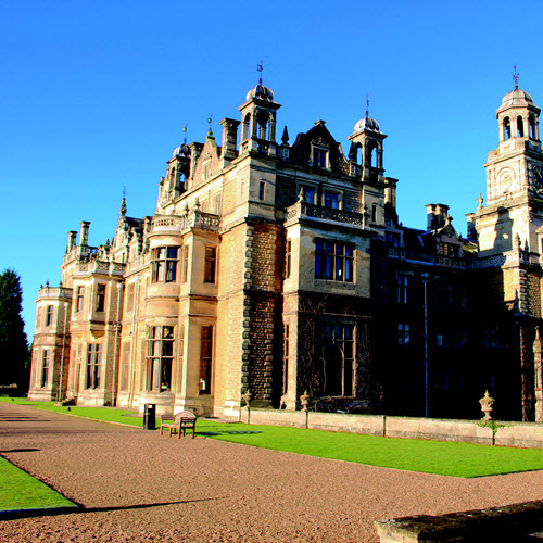 Free Guided Tour of the Grounds at Thoresby Hall Hotel & Spa