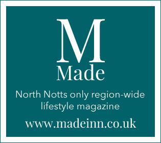 Made In North Notts. The regions only lifestlye magazine