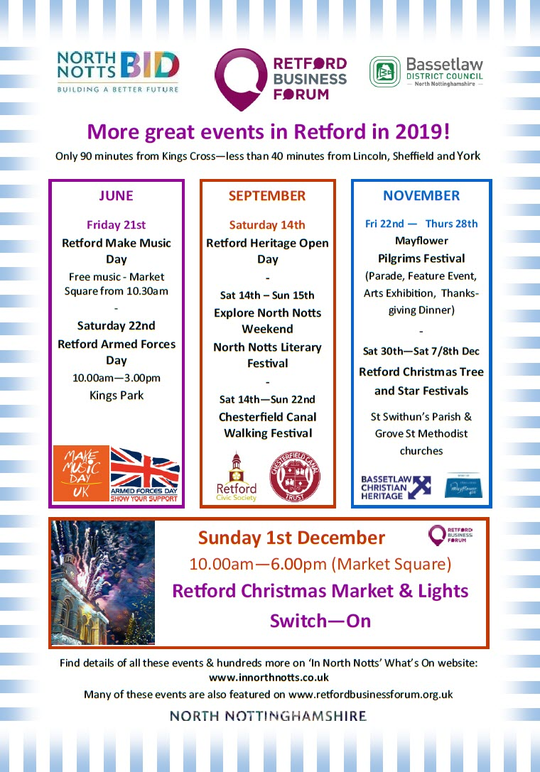 2019 Retford events p2