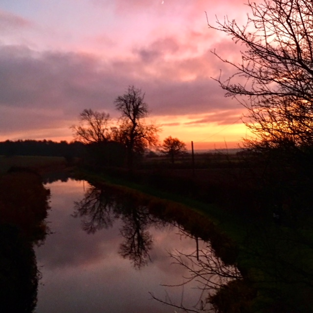 Chesterfield Canal at Clayworth North Notts taken by North Notts Uncovered