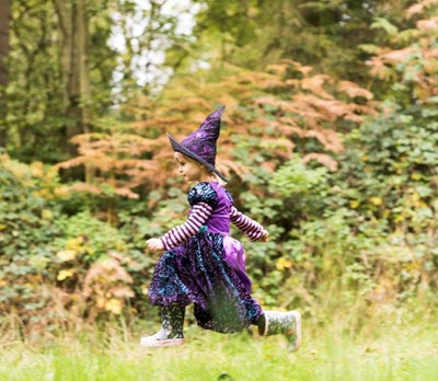 Halloween Half term in Sherwood Forest event
