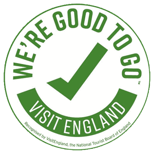 Which North Notts tourism & hospitality businesses have achieved Visit England's 'We're Good to Go' industry mark?