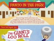 Panto in the Park-the-giant's-loo-roll-event.jpg