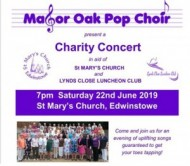 major oak pop choir at St Marys Church Edwinstowe event.jpg