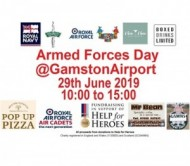 Gamston Airport Armed Forces Day event.jpg