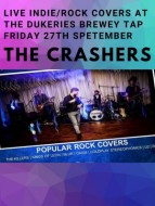 crashersLive Indie_Rock covers at the dukeries brewey tap friday 27th spetember.jpg