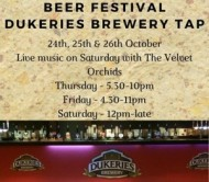 Dukeries Brewery Tap Autumn beer festival event.jpg