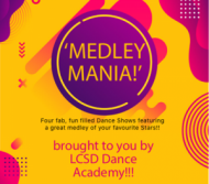 Medley Mania - Louise Clarkson School of Dance at Retford Majestic Theatre event.png