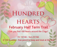 Hundred hearts half term trail at Creswell crags event.png