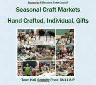 Seasonal Craft Markets in Harworth 2020 event.jpg