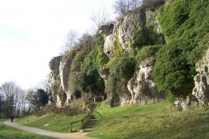 A new Challenge at Creswell Crags