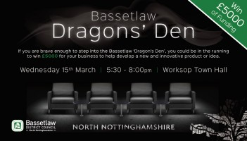 Bassetlaw Dragons' Den