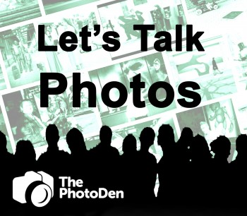 Let's Talk Photos - Monthly Meets on third Tues & Wed