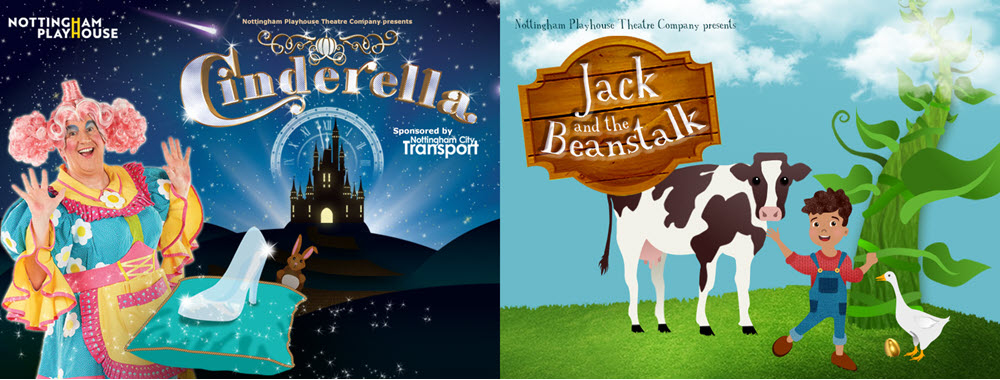 Are there any Pantos on this Year?   Oh Yes There Are!