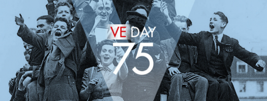 Get Ready for VE Day 75th Anniversary!... in Lockdown