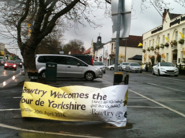 Getting Prepared to Welcome the Tour de Yorkshire to Our Region