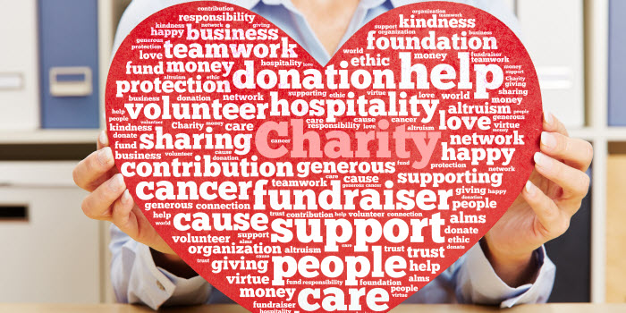 CHARITIES & VOLUNTARY ORGANISATIONS