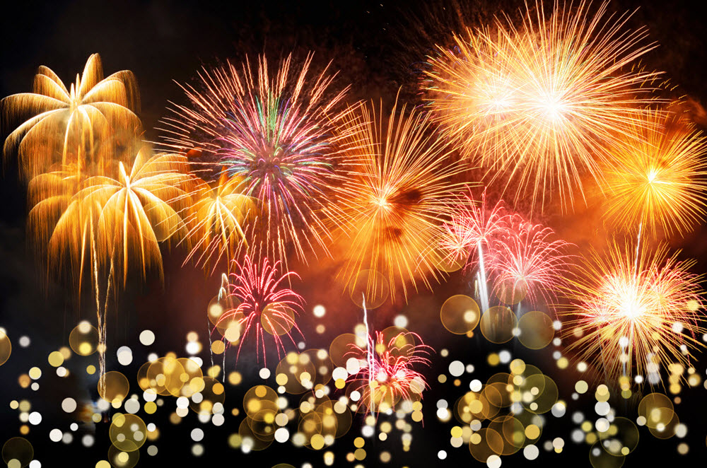 Brilliant Bonfires & Fireworks Displays across North Notts 2019