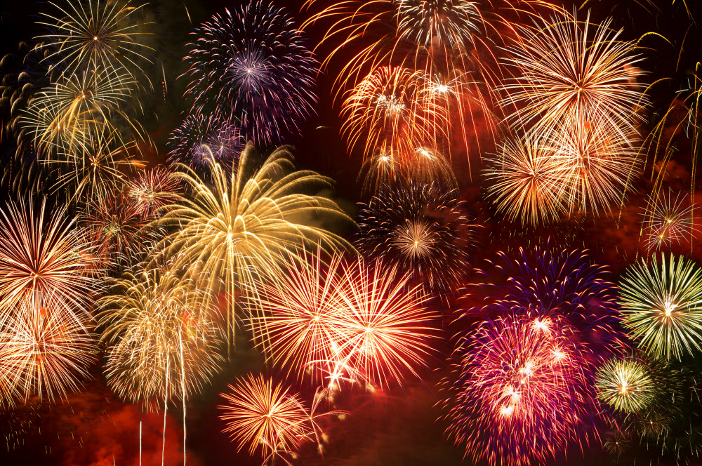 Find Your Local Firework & Bonfire Events