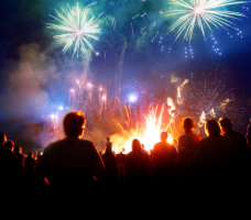 Bonfire Night Firework Displays in Nottinghamshire & Beyond