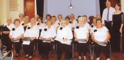 The Lena Snowden Singers