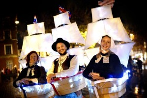 Mayflower Pilgrims Festival 2018 in and around Retford