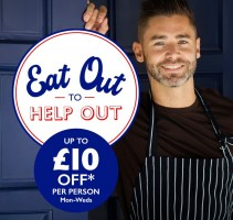 Eat Out to Help Out scheme to help Restaurants, Cafes and Pubs